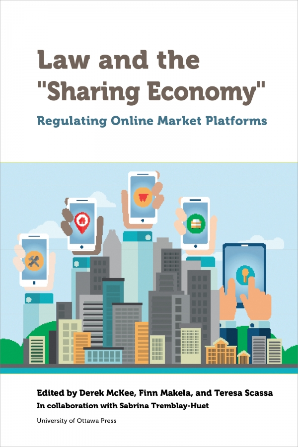 """New Open Access Book on Law and the """"Sharing Economy"""""""